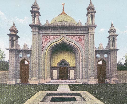 Archiving the Heritage of Britain's First Purpose Built Mosque